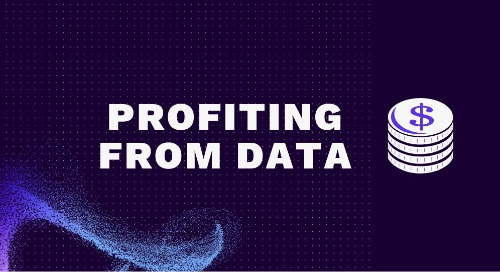 Profiting From Data