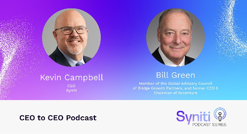 CEO to CEO Podcast: Bill Green
