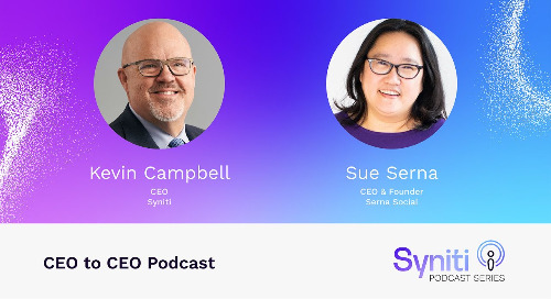 CEO to CEO Podcast: Sue Serna