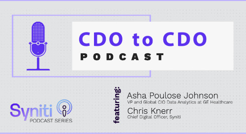 CDO to CDO Podcast: Asha Poulose Johnson - Part 2