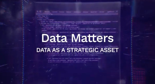 Treating Data as a Strategic Corporate Asset