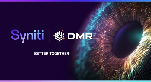 Syniti and Data Migration Resources Merge to Accelerate Value and Innovation for Enterprise Digital Transformation