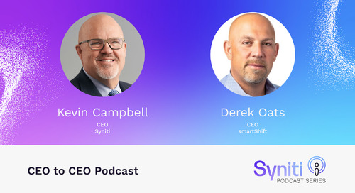 CEO to CEO Podcast: Derek Oats