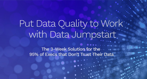 Syniti Launches Data Jumpstart to Drive Business Value from Data
