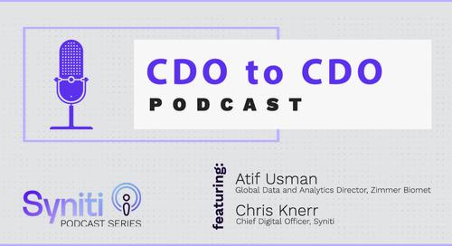 CDO to CDO Podcast: Atif Usman