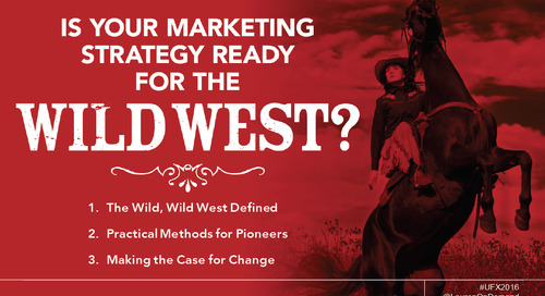 Is Your Marketing Strategy Ready for the Wild West?