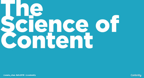 The Science of Content