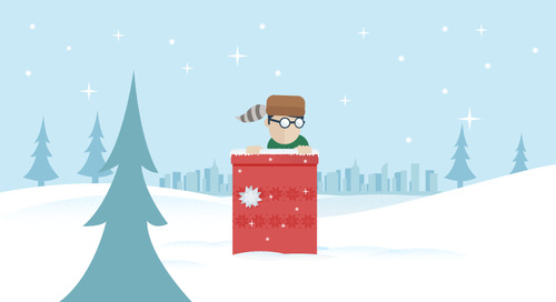 The Holidays for Marketers in 23 GIFs