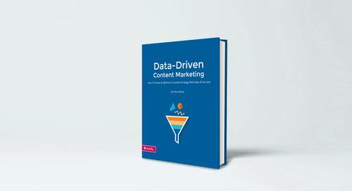 Data-Driven Content Marketing [eBook]