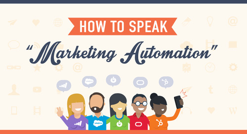 The Ultimate Marketing Automation Glossary [Infographic]