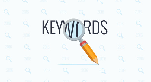 How to Do Keyword Research for Content Marketing in 2016