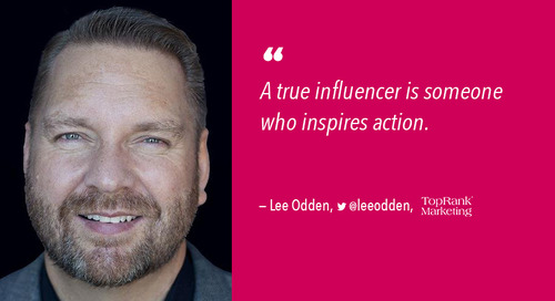 "The ""In"" on Influencer Marketing: Everything You Need to Know [Podcast]"
