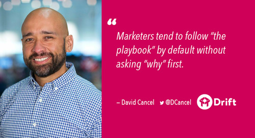 The Second Playbook: Alternative Strategies in B2B Marketing [Podcast]
