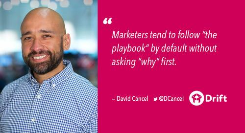 The Second Playbook: Alternative Strategies in B2B Marketing [Podcast]