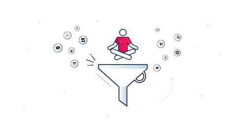 Balancing Your Content: Stop Stressing Your Funnel