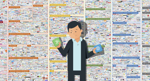 MarTech's Getting Tough to Navigate: 5 Resources to Find Your Way