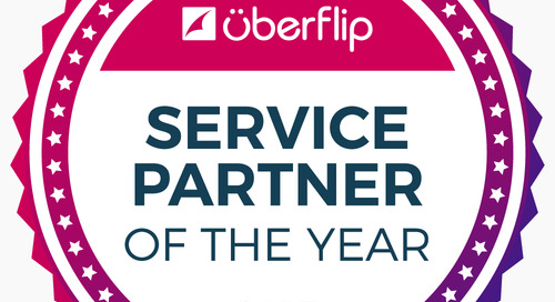 Brainrider, Quarry, and Marketo Take Home Uberflip's Inaugural Partner of the Year Awards