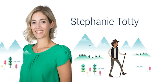 Meet the Marketer: Stephanie Totty, ExamSoft