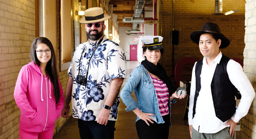 Costume Contest: What Kind of Marketer Are You?
