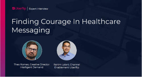 Finding Courage in Healthcare Messaging