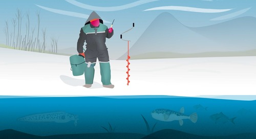 What Ice Fishing Taught Me About ABM
