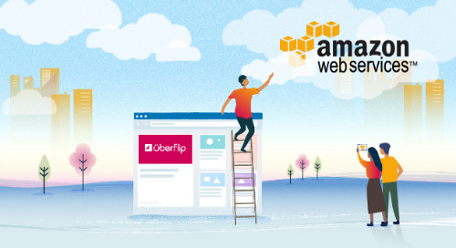 Uberflip is Migrating to Amazon Web Services (AWS)