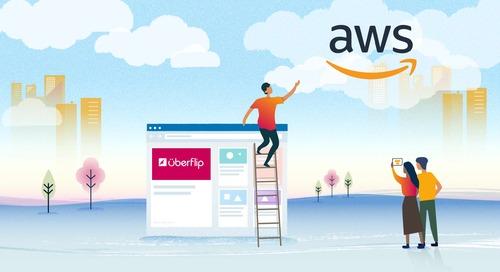 Uberflip is Migrating to Amazon Web Services (AWS)