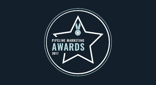 Uberflip Users Win First-Annual Pipeline Marketing Awards