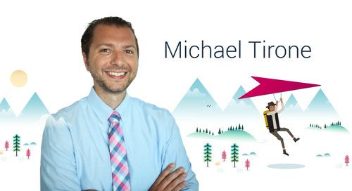 Meet the Marketer: Michael Tirone, R2integrated