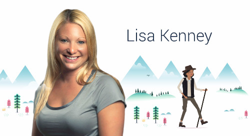 Meet the Marketer: Lisa Kenney, Blackbaud