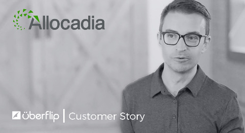 Why Allocadia Loves Uberflip