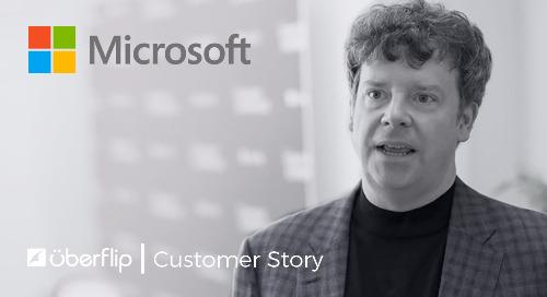 Why Microsoft U.S. Loves Uberflip