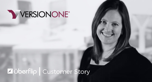 How VersionOne Engaged with 88% of Target Accounts for ABM