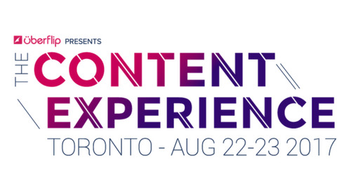 The Content Experience 2017 On-Demand