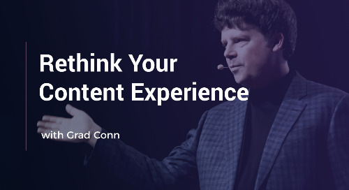 Rethink Your Content Experience with Grad Conn