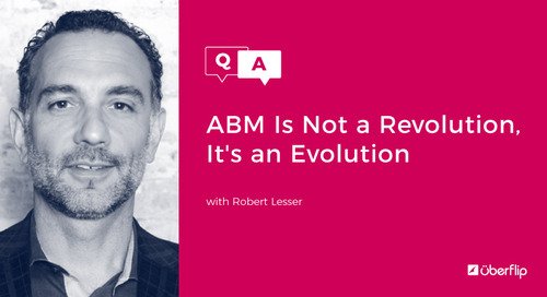 ABM Is Not a Revolution, It's an Evolution