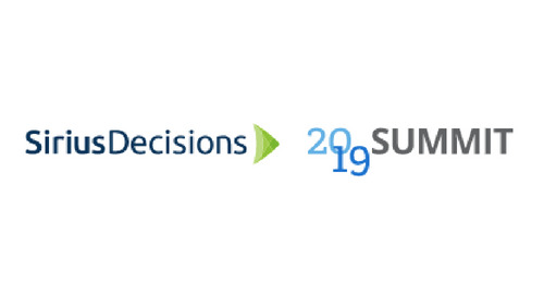 SiriusDecisions Summit 2019