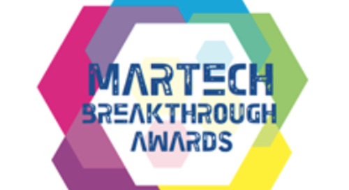 Uberflip Named Best Content Personalization Software by MarTech Breakthrough Awards