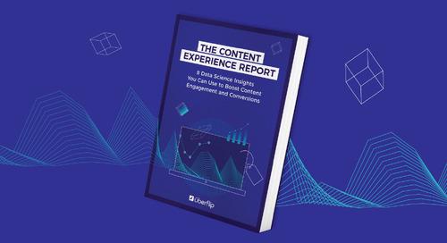 Uberflip Releases Content Experience Report