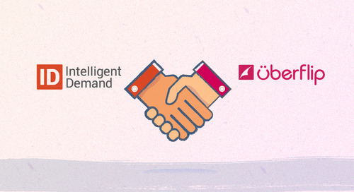 Uberflip Teams Up With Intelligent Demand in Strategic Content Experience Partnership
