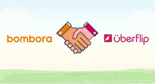 Uberflip and Bombora Announce Strategic Partnership to Help Marketers Master Personalized Marketing