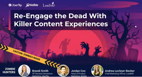 Re-Engage the Dead With Killer Content Experiences