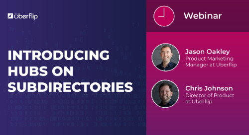 An Introduction to Hubs on Subdirectories