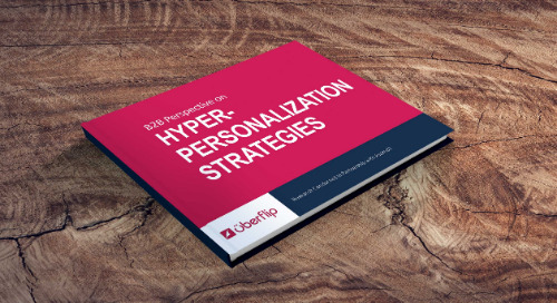 B2B Perspective on Hyper-Personalization Strategies