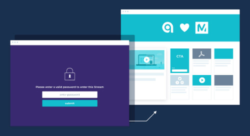 How to Control Access to Stream Content with Stream Authentication