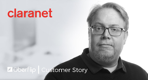 How Claranet Saved 200 Hours of Development Time Per Year After Adopting a CEP