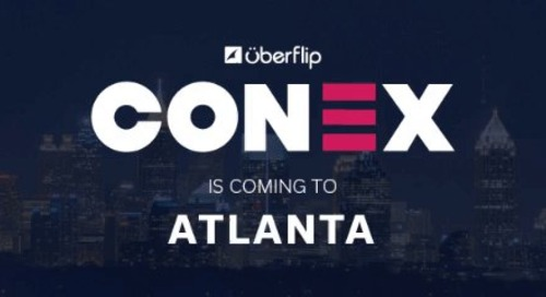Uberflip Takes Conex: The Content Experience on the Road to Unite Marketers and Expand Movement Nationwide