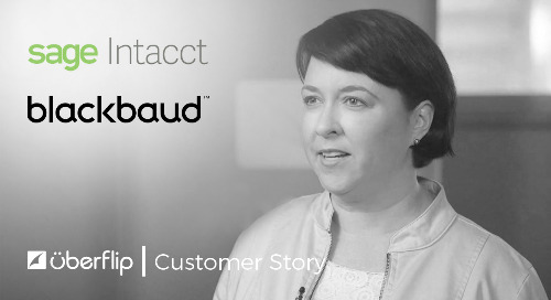 Why Blackbaud and Sage Intacct Love Uberflip for Demand Generation