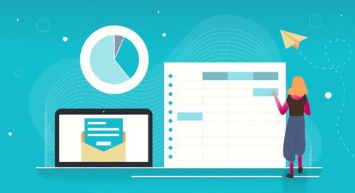 Email nurture testing template