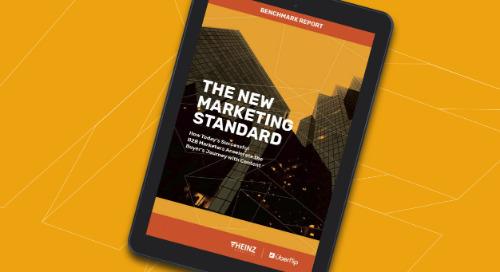 The New Marketing Standard Benchmark Report
